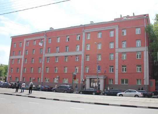 Черёмушкинский районный суд