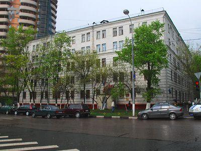 Кузьминский районный суд города Москва
