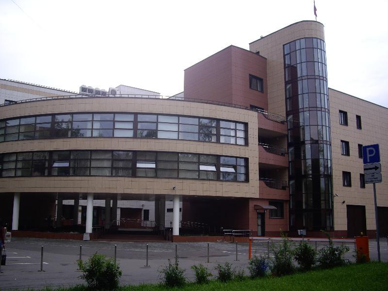 Преображенский районный суд города Москва